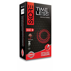 Skore Timeless Climax Delay Condoms - 1 Pack (10 pieces)