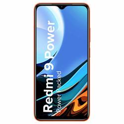 Redmi 9 Power (Blazing Blue, 4GB RAM, 64GB Storage) - 6000mAh Battery |FHD+ Screen| 48MP Quad Camera