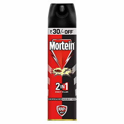 Mortein 2-in-1 Mosquito and Cockroach killer Spray - 400 ml