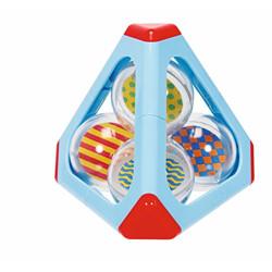 Simba ABC Colourful Ball Pyramid, Blue