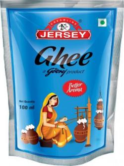 Jersey Ghee 100 ml Pouch
