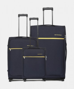 METRONAUT Advantage Combo Set (30inch+26inch+22inch) Cabin & Check-in Luggage - 30 inch