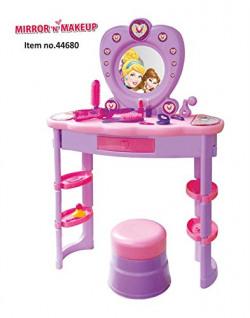Toyzone Disney Princess Toy Dressing Table -Multicolour