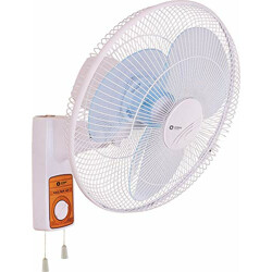 Orient Electric Wall-43 400 MM Wall Mounted Fan (Crystal white)