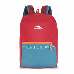 High Sierra by American Tourister 15 Ltrs Red Casual Backpack (LA2 (0) 00 502)