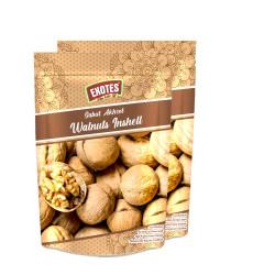 Exotes California Sabut Akhrot (Walnuts), 2 X 250 g