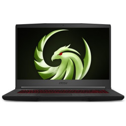 MSI Bravo 15 Ryzen 5 Hexa Core 4600H - (16 GB/512 GB SSD/Windows 10 Home/4 GB Graphics/AMD Radeon RX 5500M) Bravo 15 A4DDR-208IN Gaming Laptop(15.6 inch, Black, 1.86 kg)