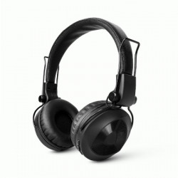 Blaupunkt BH01 EQz with Turbo Boost Mode Bluetooth Headset(Black, On the Ear)