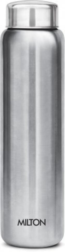 MILTON AQUA 1000 950 ml Bottle(Pack of 1, Steel/Chrome, Steel)