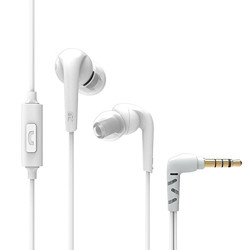 MEE Audio EP-RX18P-WT-MEE in-Ear Headphones (White)