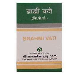 Dhanvantari Brahmi Vati - 10 Tablet