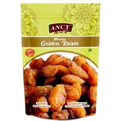 Ancy Indian Natural Munakka Dry Fruit (Big Size, 250 g) (Pack of 1x250g)