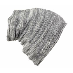 FabSeasons Unisex Acrylic Woolen Slouchy Beanie for Winters with Extra Layer on The Inner Side for Protection from Cold