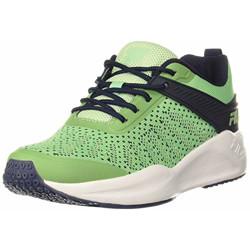 Fila Women's Valtin W Grn Ash/Pea Running Shoes-4 UK (11008564)