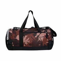 Nivia Jungle Round Bag-Brown
