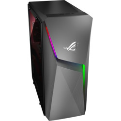 ASUS Ryzen 5 (3400G) (8 GB RAM/NVIDIAGeForceGTX1650 Graphics/1 TB Hard Disk/256 GB SSD Capacity/Windows 10 (64-bit)/4 GB Graphics Memory) Gaming Tower(ROG Strix (GL10DH-IN027T))
