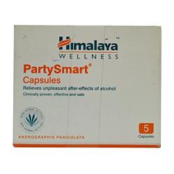 Himalaya Party Smart Capsules, 5 Pieces Carton