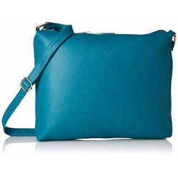 Nelle Harper Women's Sling Bag (Teal Blue) (Numbers 1)