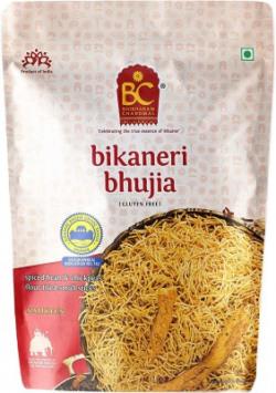 BHIKHARAM CHANDMAL Bikaneri Bhujia 1kg (Pack of 1)(1 kg)
