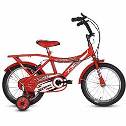 Hero Blaze 16T Single Speed Cycle, 11  Frame (Red)