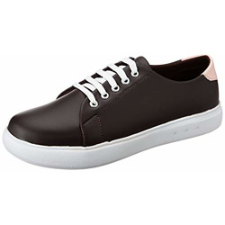 Centrino Women 1119 Brown Sneakers-8 UK/India (41 EU) (1119-02)