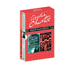Best of Agatha Christie Box Set (And Then There Were None, Murder on the Orient Express): Murder on the Orient Express and And Then There Were None