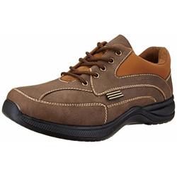 Centrino Men 8847 Brown Hiking Shoes-9 UK (43 EU) (10 US) (8847-01)