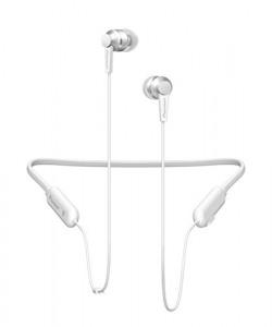 Pioneer SE-C7BT Neck Band Type Bluetooth Earphone (Alpine White)