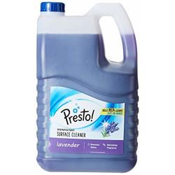 Amazon Brand - Presto! Disinfectant Surface Cleaner - 5 L (Lavender)