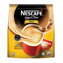 Nescafe Blend Brew, 3-in-1, Mild, Coffee, 475 g