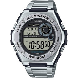CASIO D192 (MWD-100HD-1AVDF) Youth- Digital Watch  - For Men