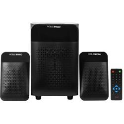 Noble Skiodo VR3697-MT 28 W Bluetooth Laptop/Desktop Speaker(Black, 2.1 Channel)