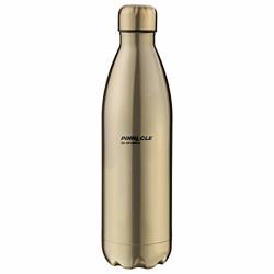 Pinnacle Paradise Vacuum Flask (1000 ml, Gold), Stainless Steel