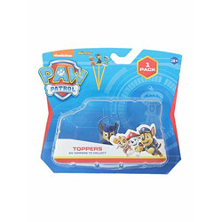 Paw Patrol Pencil Toppers 1 PC Blister (S1) - Chase for Kids 3+ & Above
