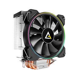 Antec A400 RGB CPU Cooler Fan Compatible with: Intel LGA 775/1150 / 1151/1155 / 1156/1366 / 2011/2066, AMD FM2 / FM1 / AM3+ / AM3 / AM2 + / AM2 / AM4