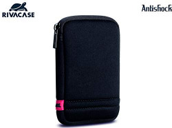 RivaCase Antishock 5101 Black HDD Case 2.5  Inches