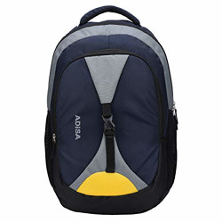 ADISA BP0002 Navy Blue Light Weight 31 Ltrs Casual Laptop Backpack