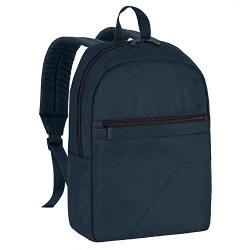 RivaCase Komodo 8065 Dark Blue Laptop Backpack 15.6  Inches