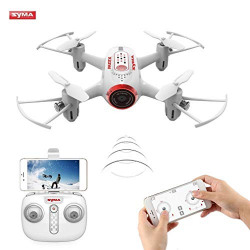 Jack Royal X22W Real Time Transmission Wi-Fi Camera with Position Hovering 4CH 6-Axis Gyro 2.4GHz Series Remote Control Drone (Multi-Color)