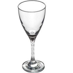 Pasabahce Twist White Wine Glass (190 ml) - Set of 6