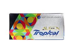Tropical Quarterly (3Month) Contact Lens - 2 Units (Brilliant Blue).