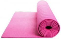 GROVERTEXOFAB ANTI-SKID PINK PREMIUM QUALITY 5 mm Yoga Mat