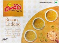 Daadi's Besan Laddoo Box(120 g)