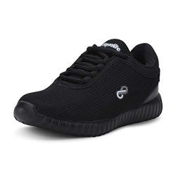 Aqualite Boy's LMG00156C Black Running Shoes-UK 13 (31 EU) (LMG00156CBKBK13)
