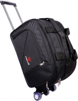 familiar Small Check - in luggage suitcase travel Bag Expandable  Cabin & Check-in Luggage - 22 inch