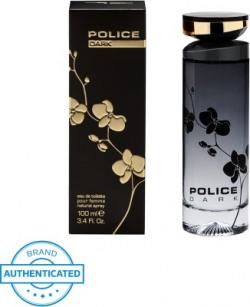 POLICE Dark Femme Eau de Toilette  -  100 ml(For Women)