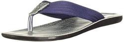 Aqualite Men's PPG01163G Black Slipper-9 UK (PPG01163GBKBL09)
