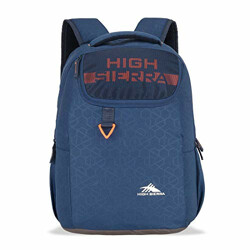 High Sierra by American Tourister 26.5 Ltrs Blue Casual Backpack (LA5 (0) 01 502)