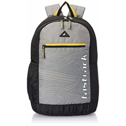 Fastrack 25 Ltrs Grey Casual Backpack (A0792NGY01)