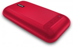 PHILIPS BT3901R/94 12 W Bluetooth Speaker(Red, Stereo Channel)